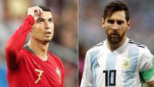 El posible enfrentamiento entre Messi y Cristiano Ronaldo en Rusia 2018