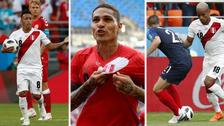 15 imágenes que describen la campaña de la Selección Peruana en Rusia 2018