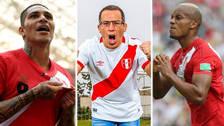 El emotivo relato de Daniel Peredo en los goles de Perú en el Mundial