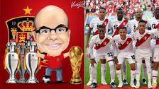 La nueva posición de Perú en el ránking FIFA tras vencer a Australia