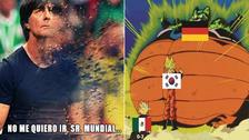 Los memes de la increíble eliminación de Alemania de Rusia 2018