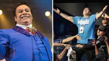 Diego Maradona protagoniza viral cantando 'Querida' de Juan Gabriel