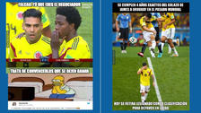 Colombia protagonizó los memes tras su clasificación a octavos de final