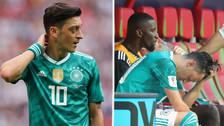 Mesut Özil discutió con los hinchas tras la eliminación de Alemania del Mundial
