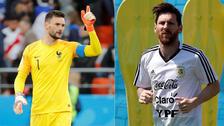 Arquero de Francia: ¿Mbappé parecido a Messi? ¡No, Messi es único!