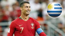 Tabárez reveló su fórmula para anular a Cristiano Ronaldo en Rusia 2018