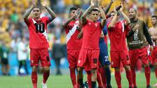 La estadística positiva de la Selección Peruana en Rusia 2018