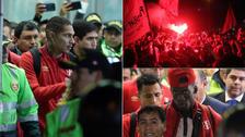 Selección Peruana tuvo un emotivo recibimiento a su llegada a Lima