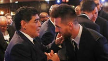 Maradona: Todavía puede ser el Mundial de Messi