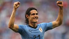Así fue el segundo gol de Cavani para el triunfo ante Portugal