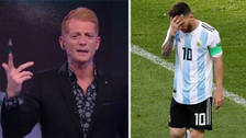 Martín Liberman criticó a Argentina tras su eliminación del Mundial