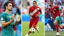 Tres peruanos integran el equipo ideal del Mundial Rusia 2018