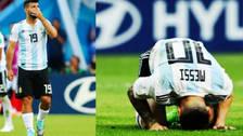 Lo reveló el 'Kun' Agüero: la reacción de Messi tras la eliminación de Argentina
