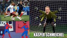 Croacia es protagonista de los memes tras clasificar a cuartos de final del Mundial