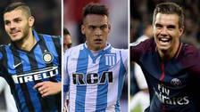 La nueva generación de futbolistas argentinos tras quedar fuera de Rusia 2018