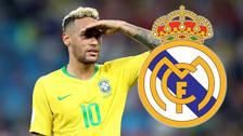 Real Madrid desmintió millonaria oferta por Neymar