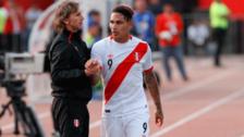 Paolo Guerrero le mandó un mensaje a Gareca para que se quede en Perú