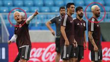 Chicharito y Layún sorprenden con nuevo look para enfrentar a Brasil