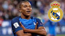 Real Madrid se pronunció sobre el probable fichaje de Mbappé