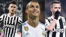 Así será el equipazo de Juventus con el fichaje de Cristiano Ronaldo