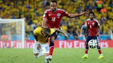 Lesionó a Neymar: Camilo Zúñiga anunció su retiro del fútbol