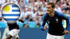 Griezmann y el detalle que lo acerca a la Selección de Uruguay