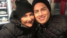 Mamá de James Rodríguez le dedicó conmovedor mensaje