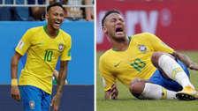 La sarcástica respuesta de Neymar ante las críticas por fingir faltas