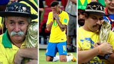 Siguen su legado: el sufrimiento de los hijos del hincha más fiel de Brasil