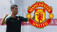 De emergencia: el intento del Manchester United por fichar a Cristiano Ronaldo