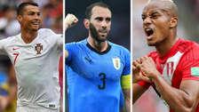 Los jugadores que cambiarían de club tras el Mundial Rusia 2018
