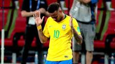 Neymar tras eliminación de Brasil: