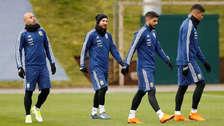 Directivo de AFA criticó duramente a jugadores de la Selección Argentina