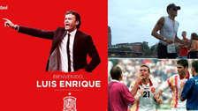 5 cosas que no sabías de la vida de Luis Enrique, flamante DT de España