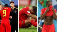 Así fue el lamento de los jugadores de Bélgica tras perder ante Francia