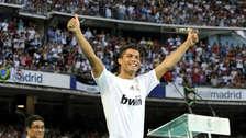 Cristiano Ronaldo: revive el día que lo presentaron en el Santiago Bernabéu
