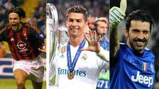 Cristiano Ronaldo a la Juventus: los 10 fichajes más caros en la historia de la Serie A