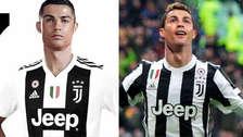 La primera foto de Cristiano Ronaldo como jugador de la Juventus