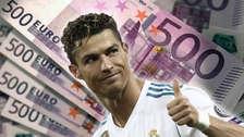 Cristiano Ronaldo: se reveló cuánto ganará por año, mes, día, hora en Juventus