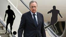 Un 'Galáctico' o dos cracks: la revolución que prepara el Real Madrid