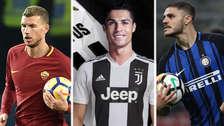 Cristiano Ronaldo: los delanteros que lucharán por ser goleadores de Italia