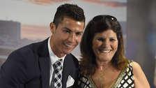 El mensaje de la mamá de Cristiano Ronaldo por su pase a la Juventus