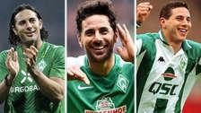 Werder Bremen recordó a Claudio Pizarro en sus redes sociales