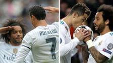 El conmovedor mensaje de Marcelo a Cristiano Ronaldo por su partida a la Juventus