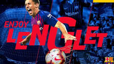 Barcelona anunció su segundo fichaje de cara a la temporada 2018-19