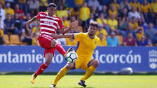 Cambio de aires: Sergio Peña dejó el Granada y jugará en Portugal