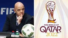 ¡Impensado! FIFA anunció las fechas en las que se jugará el Mundial Qatar 2022