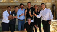 Cristiano Ronaldo: Jorge Mendes discutió con presidente de Juventus