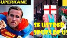 Los memes calientan la previa del partido entre Bélgica e Inglaterra