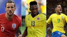 Conoce el once ideal del Mundial Rusia 2018, según FIFA 18